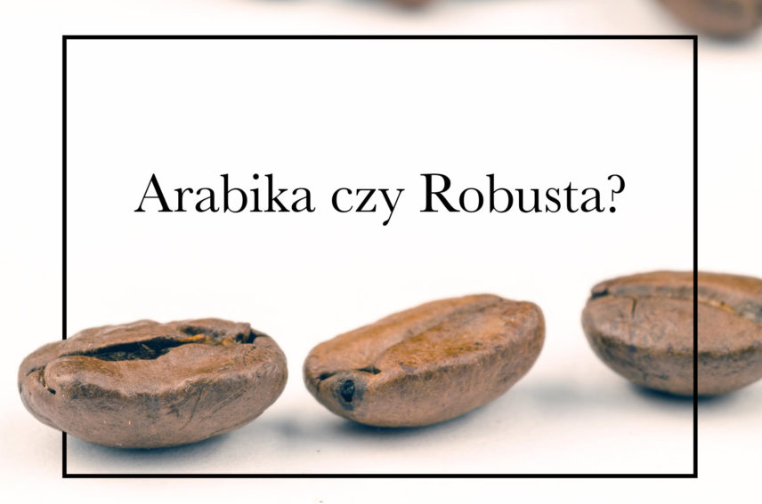 Arabika czy Robusta