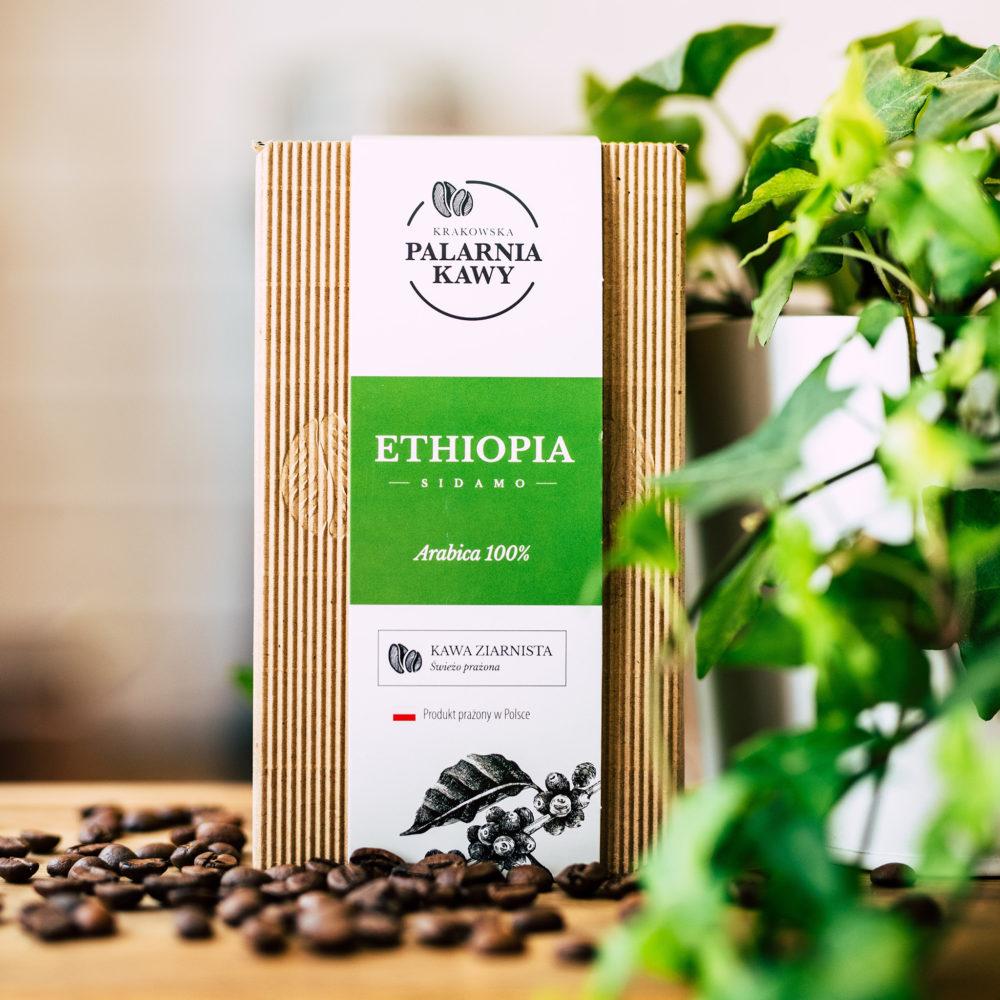 Kawa z Etiopi - ETHIOPIA SIDAMO