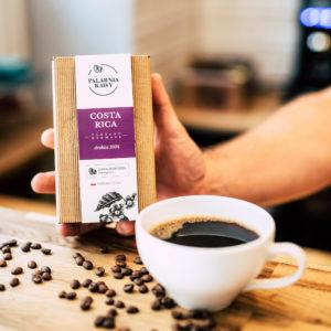 Kawa z Kostaryki Terrazu Hermasa