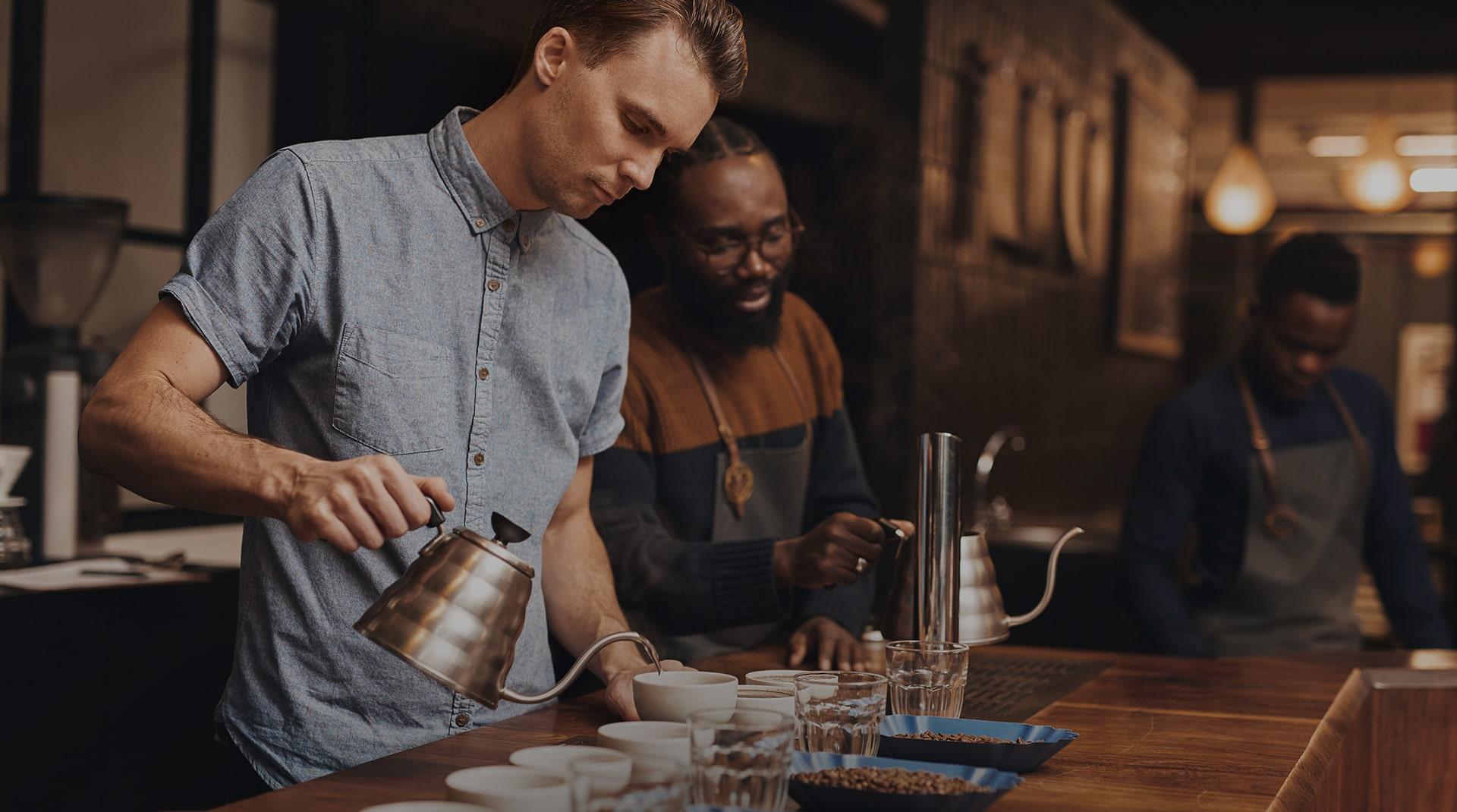 Krakowska palarnia kawy