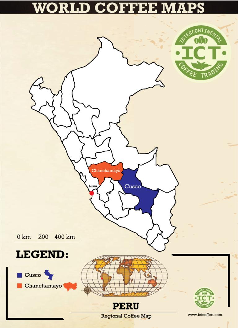 plantacja kawy w peru