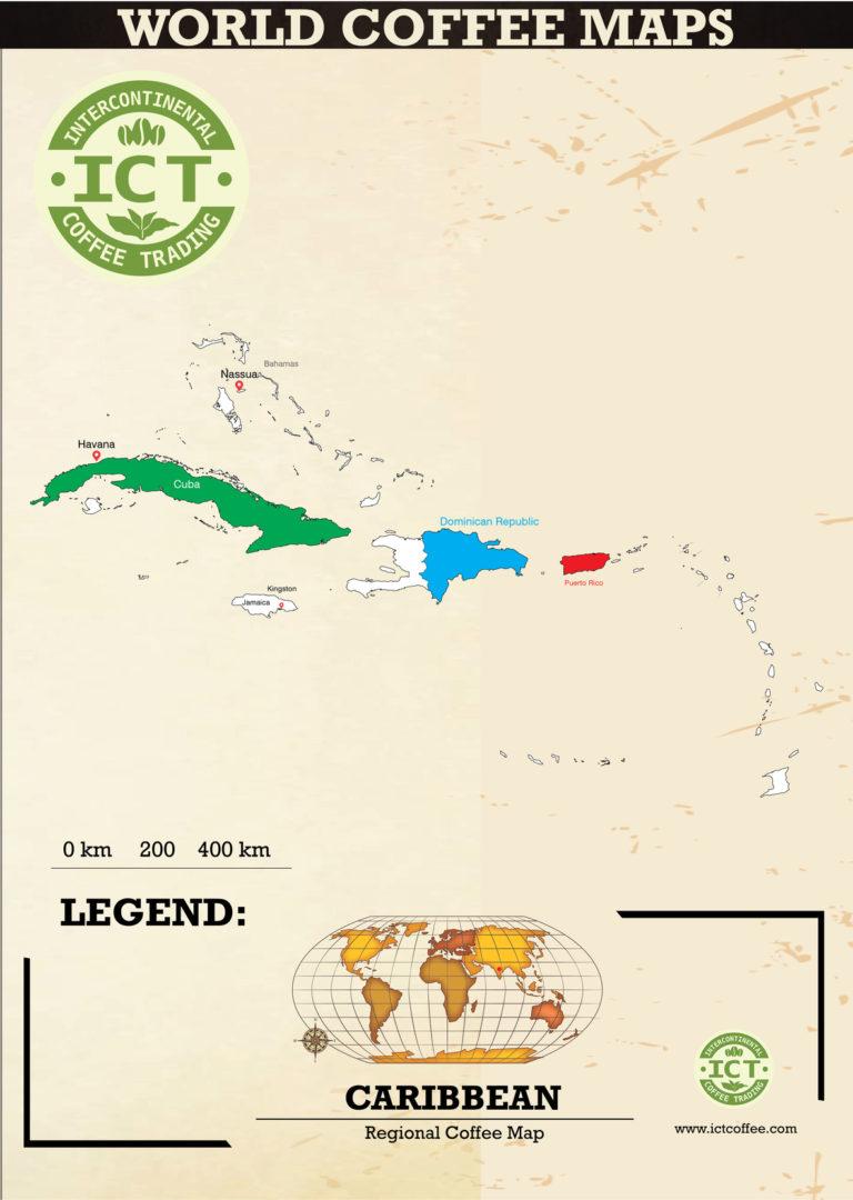 plantacja kawy jamajka